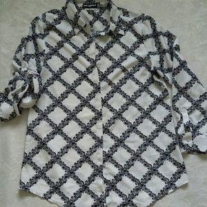 Karl Lagerfeld shirt long sleeves